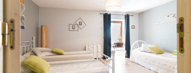 Gîte Alsace Boulonnais – chambre enfants